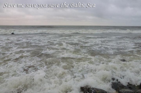 Save me, save you, save the Baltic Sea!