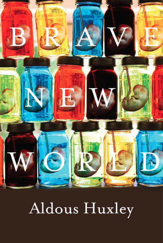 an analysis of aldous huxleys brave new worldd Those who have read brave new world by aldous huxley, the topics are reminiscent of the horror that is found in huxley's fictional utopian world where the.